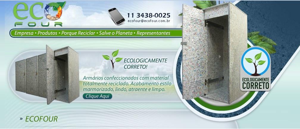 Armários ecológicos